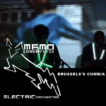 Memo Pimiento electric orchestra