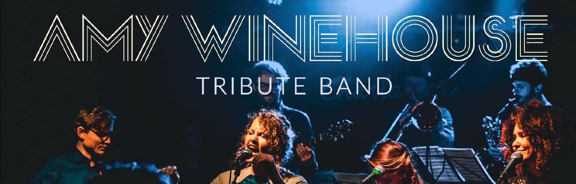 Amy Winehouse tribute band