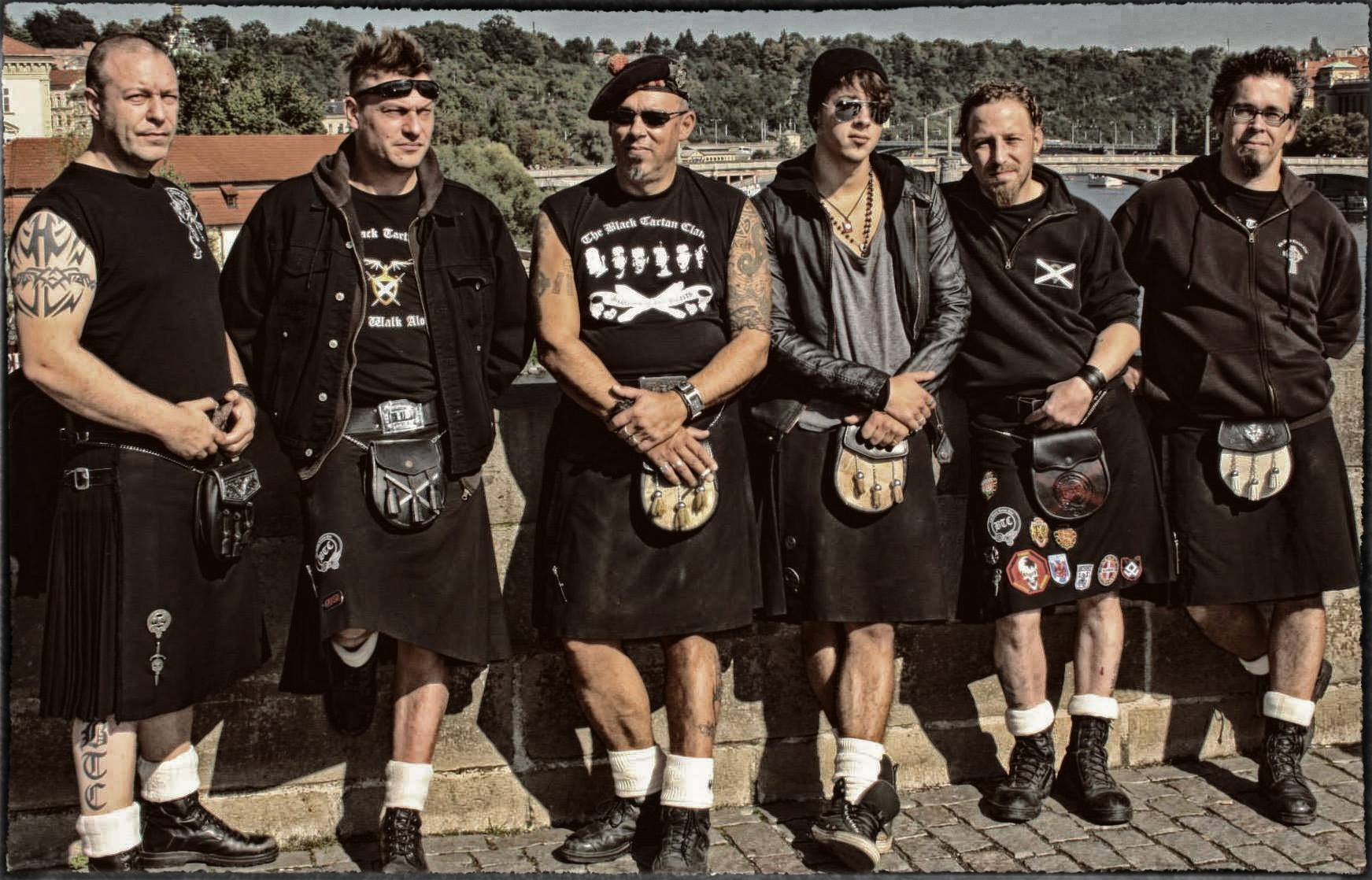 celtic punk rock