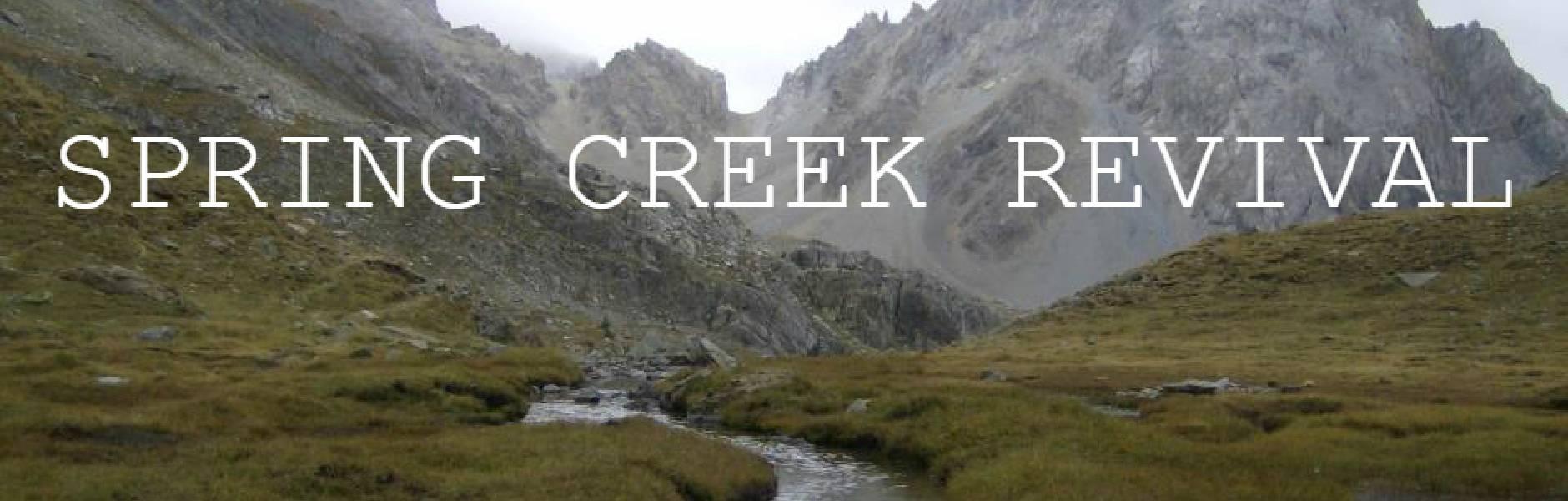 Spring Creek Revival