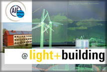 AIE @ Light and Building