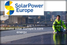 Launch of SolarPower Europe Report on Solar and Storage