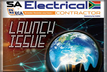 New launched magazine ECA South Africa