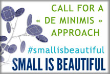 Small is Beautiful Campaign