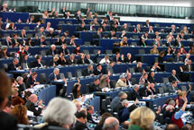 ETS Vote in EP