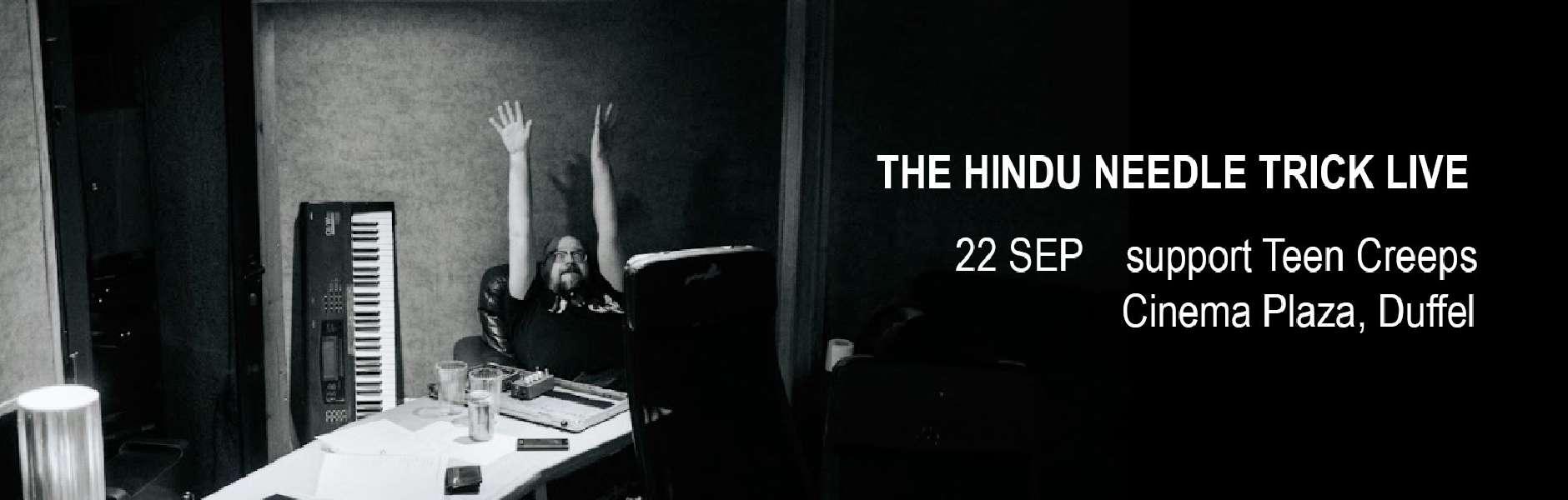 The Hindu Needle Trick