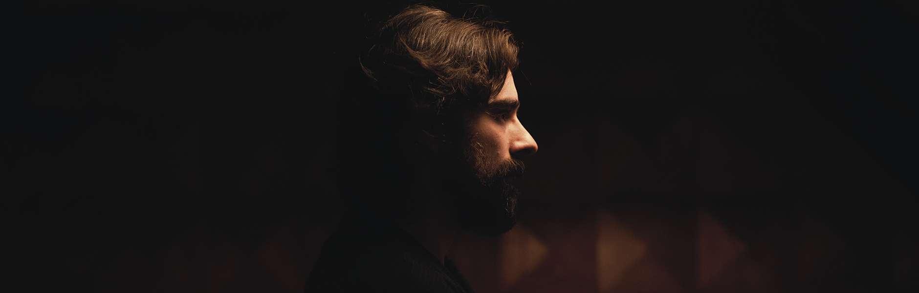 A Boy With A Beard