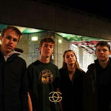 Lupa Gang Gang Quartet