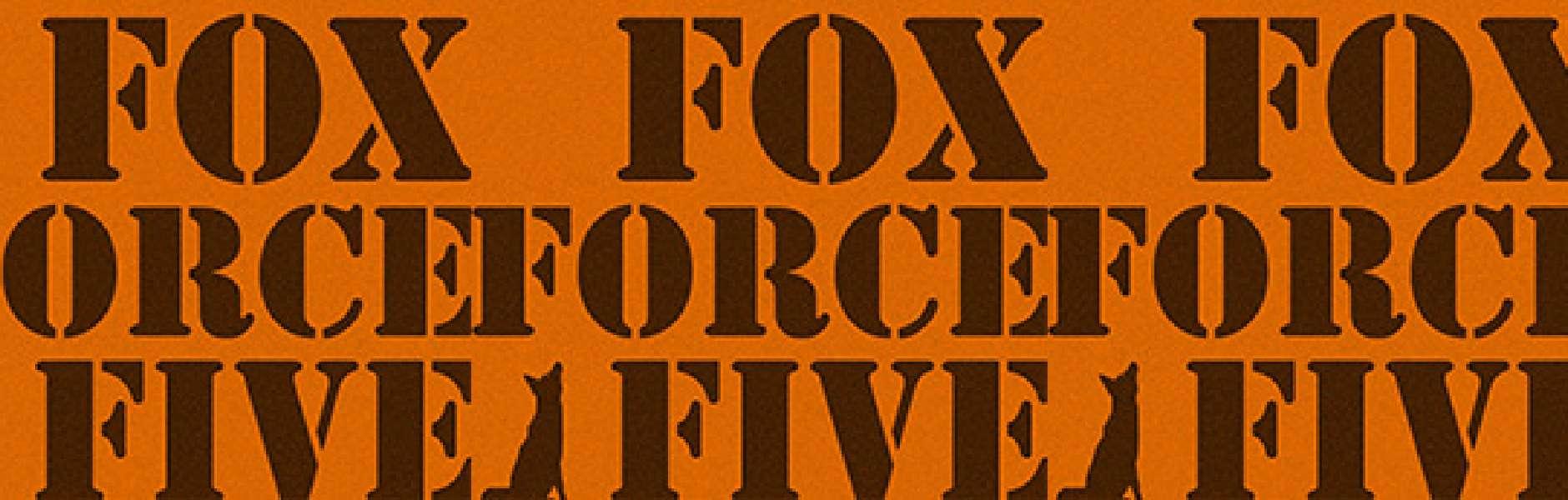 Fox Force Five