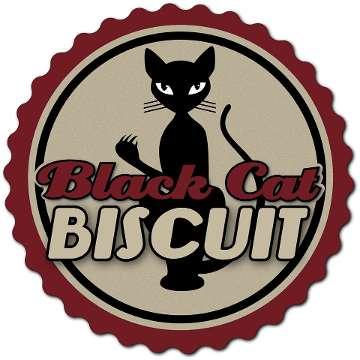 Black Cat Biscuit