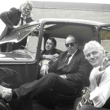 Cash and The Million Dollar Quartet