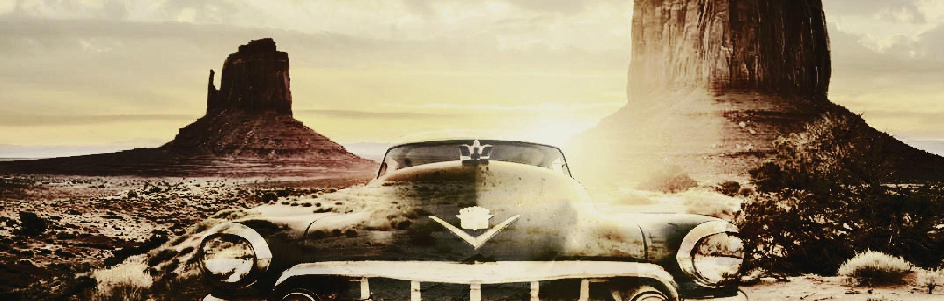 Stone Age Cadillac