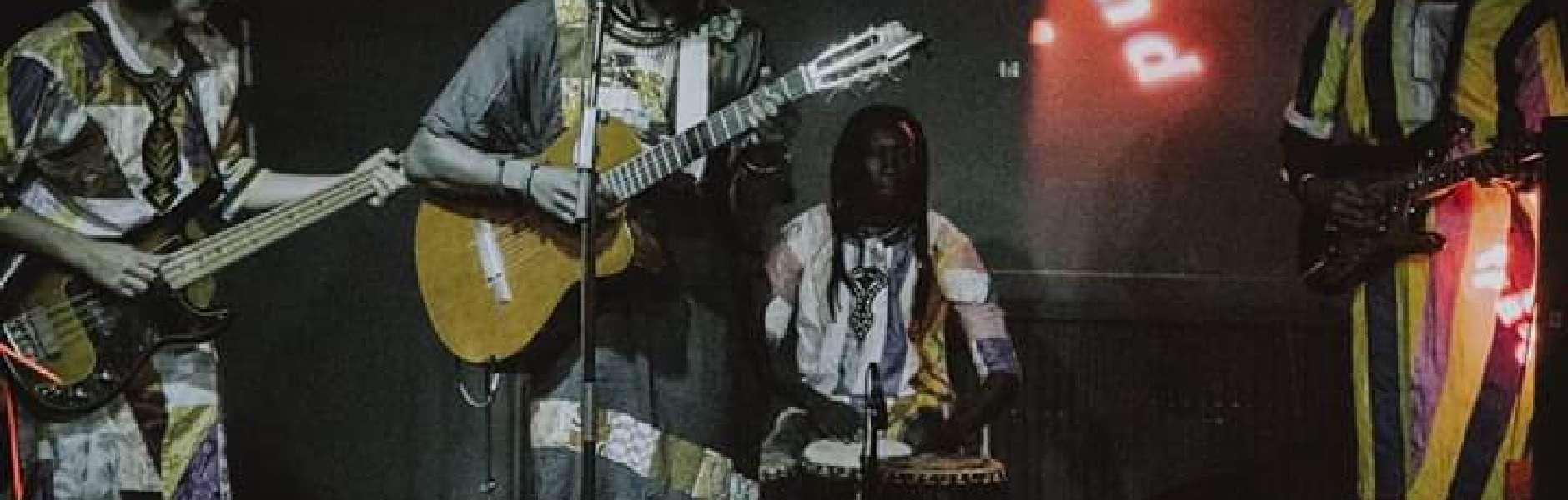 Forest Africa Danse Music