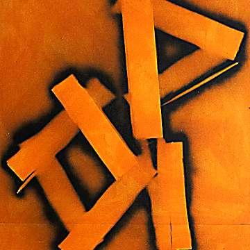 Orange Pendek
